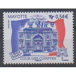Mayotte - 2007 - Nb 196 - Monuments