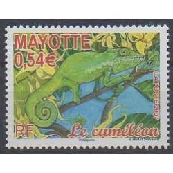 Mayotte - 2007 - No 204 - Reptiles