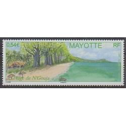 Mayotte - 2007 - No 206 - Sites