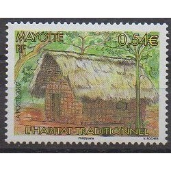 Mayotte - 2007 - No 199 - Architecture