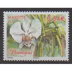 Mayotte - 2007 - No 195 - Orchidées
