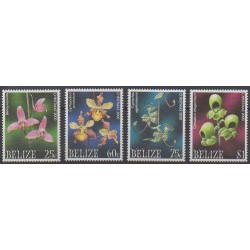 Belize - 2000 - No 1139/1142 - Orchidées