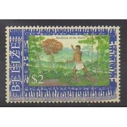 Belize - 2007 - No 1213 - Droits de l'Homme
