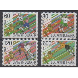 Bulgaria - 1998 - 3777/3780 - Soccer World Cup