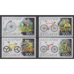 Bulgaria - 1999 - Nb 3820/3823 - Various sports