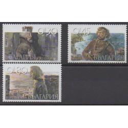 Bulgarie - 2003 - No 4001/4003 - Célébrités