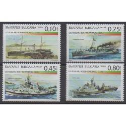 Bulgaria - 2004 - Nb 4028/4031 - Boats