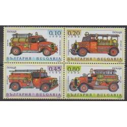 Bulgarie - 2005 - No 4050/4053 - Pompiers