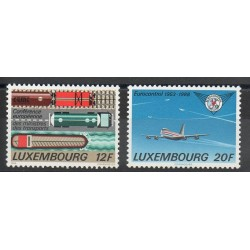 Luxembourg - 1988- Nb 1144/1145 - Europe