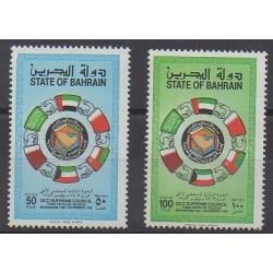 Bahreïn - 1982 - No 322/323