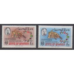Bahreïn - 1977 - No 269/270