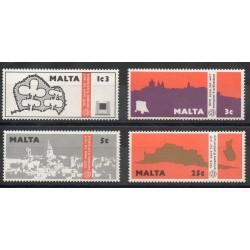 Malte - 1975- No 509/512 - Europe