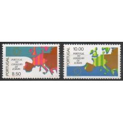 Portugal - 1977- Nb 1328/1329 - Europe