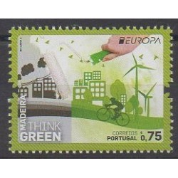 Portugal (Madeira) - 2016 - Nb 371 - Environment - Europa