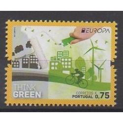 Portugal - 2016 - No 4113 - Environnement - Europa