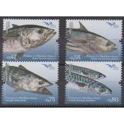 Portugal - 2016 - No 4127/4130 - Animaux marins