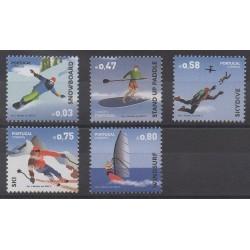 Portugal - 2016 - No 4093/4097 - Sports divers