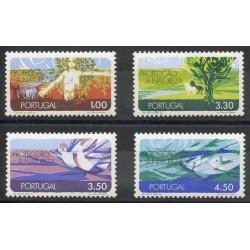Portugal - 1971- No 1132/1135 - Environnement