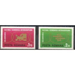 Romania - 1972- Nb 2680/2681 - Europe