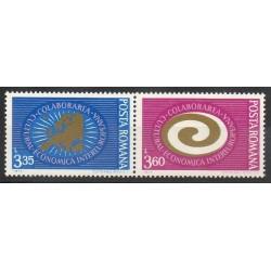 Roumanie - 1973- No 2755/2756 - Europe