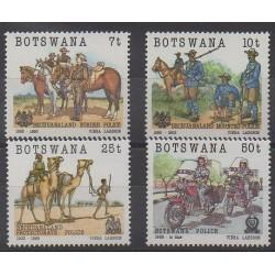 Botswana - 1985 - Nb 516/519
