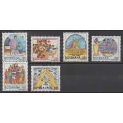 Botswana - 1993 - No 691/696