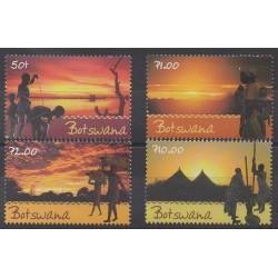 Botswana - 2001 - No 863/866