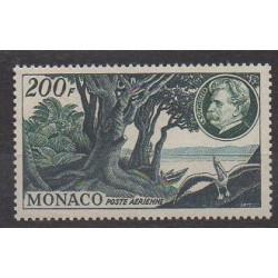 Monaco - Poste aérienne - 1955 - No PA59 - Santé ou Croix-Rouge