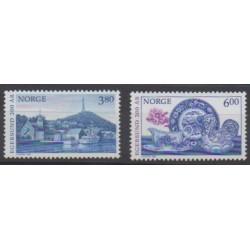Norvège - 1998 - No 1235/1236