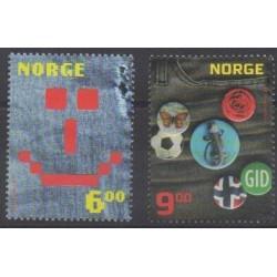 Norvège - 2004 - No 1454/1455