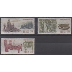 Norvège - 2004 - No 1456/1458