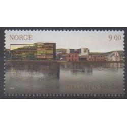 Norvège - 2011 - No 1698 - Sites
