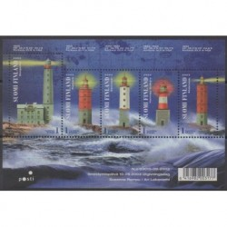 Finlande - 2003 - No BF31 - Phares