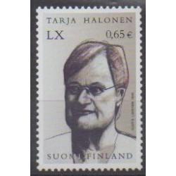 Finlande - 2003 - No 1645 - Célébrités