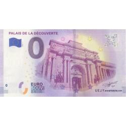 Euro banknote memory - 75 - Palais de la découverte - 2019-1