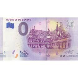 Euro banknote memory - 21 - Hospices de Beaune - 2019-1