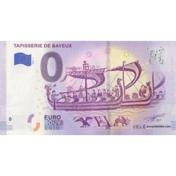 Euro banknote memory - 14 - Tapisserie de Bayeux - 2019-1