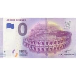 Billet souvenir - 30 - Arènes de Nîmes - 2019-1