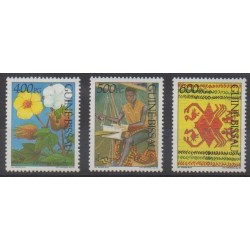 Guinea-Bissau - 1991 - 579/581 - Craft