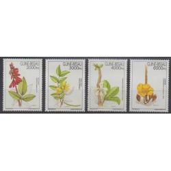 Guinea-Bissau - 1994 - Nb 644/647 - Flowers