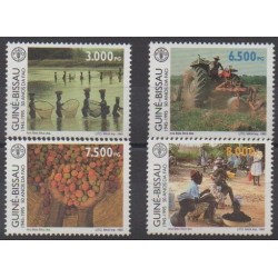 Guinea-Bissau - 1995 - Nb 660/663
