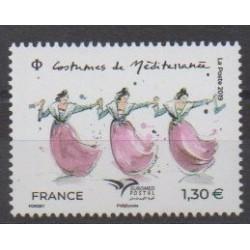 France - Poste - 2019 - Nb 5339 - Costumes - Uniforms - Fashion