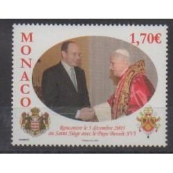 Monaco - 2006 - Nb 2573 - Pope