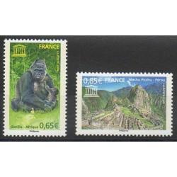 France - Official stamps - 2008 - Nb 140/141
