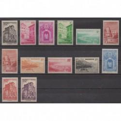 Monaco - 1948 - No 307/313C