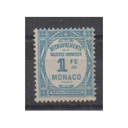 Monaco - Postage due - 1932 - Nb T27