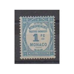 Monaco - Timbres-taxe - 1932 - No T27
