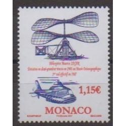 Monaco - 2007 - No 2597 - Hélicoptères