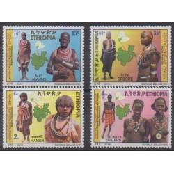 Ethiopia - 2014 - 1736/1739 - Craft