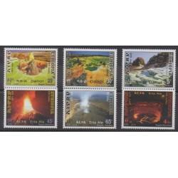 Éthiopie - 2014 - No 1740/1745 - Sites
